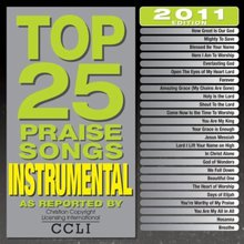 Top 25 Praise Songs Instrumental CD1