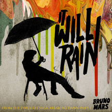 It Will Rain (CDS)