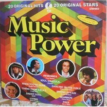 Music Power - K-Tel (Vinyl)