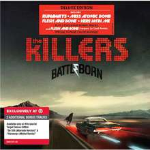 Battle Born (Target Deluxe Edition)