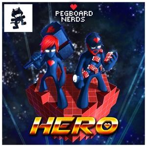 Pegboard Nerds - Hero (CDS) MP3