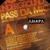 Pass Da Mic BW History-HOODZ12 Vinyl