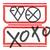 XOXO (Hug Version)