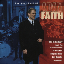 The Best Of Adam Faith