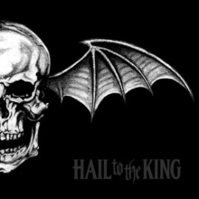 Hail To The King (CDS)