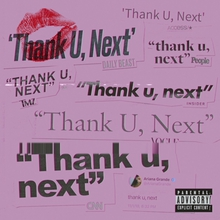 Thank U, Next (CDS)