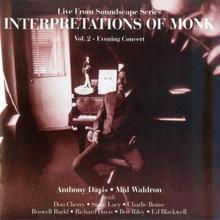 Interpretations Of Monk Vol. 2: Mal Waldron Set (Vinyl) CD2