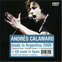 Made In Argentina (Live) CD1