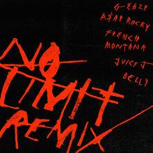 No Limit (Remix) (CDS)