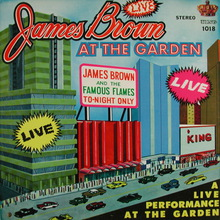 Live At The Garden (With The Famous Flames) (Expanded Edition 2009) CD2