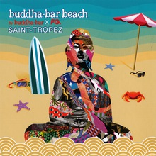 Buddha-Bar Beach: Saint Tropez