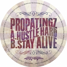 Hustle Hard / Stay Alive (EP)