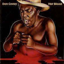 Hot Blood (Vinyl)