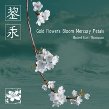 Gold Flowers Bloom Mercury Petals