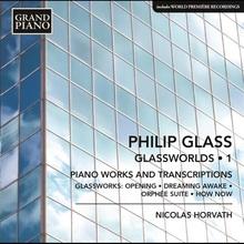 Glass - Glassworlds Vol. 1