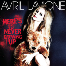 Here's To Never Growing Up (CDS)