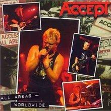 All Areas - Worldwide CD1