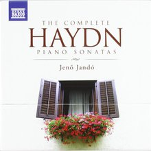 Complete Piano Sonatas (By Jeno Jandó) CD5