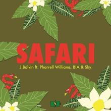 Safari (Feat. Bia, Pharell Williams Y Sky) (CDS)