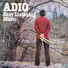 Adio - Easy Listening Music (Vinyl)