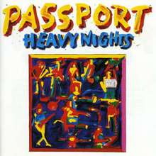 Heavy Nights (Vinyl)