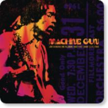 Machine Gun: The Fillmore East First Show