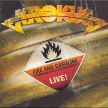Fire And Gasoline: Live! CD 1