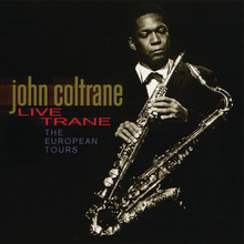 Live Trane: The European Tours CD4