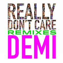 Really Don't Care Remixes (CDS)
