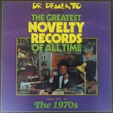 Dr. Demento Presents: The Greatest Novelty Records Of All Time Vol.4 (Vinyl)