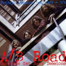 A/B Road (The Nagra Reels) (January 03, 1969) CD5