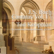 J.S.Bach - Complete Cantatas - Vol.17 CD1