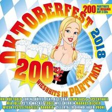 Oktoberfest 2018 - 200 Wiesnhits Im Partymix CD1