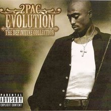 2Pac Evolution: Interscope Collection I CD10