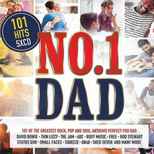 101 Hits - No.1 Dad CD3