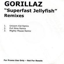 Superfast Jellyfish Remixes (CDS)