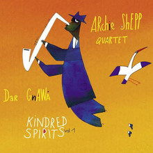Kindred Spirits Vol. 1 (With Dar Gnawa)