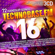 Technobase.Fm Vol. 16 CD3
