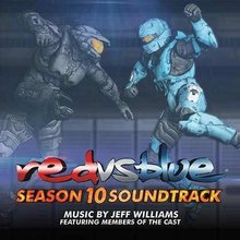 Red Vs. Blue Season 10 OST