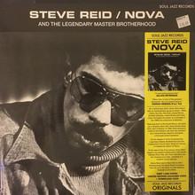 Soul Jazz Records Presents STEVE REID: Nova