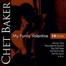 My Funny Valentine CD5