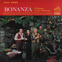 Christmas On The Ponderosa (Vinyl)