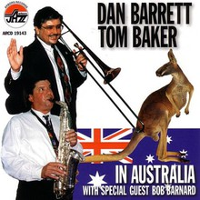In Australia (With Tom Baker)