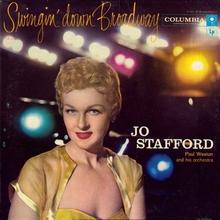 Swingin Down Broadway (Vinyl)