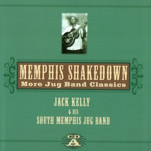 Memphis Shakedown: More Jug Band Classics CD4