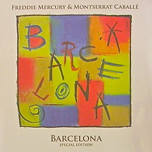 Barcelona (Special Edition) CD1