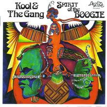Spirit Of The Boogie (Vinyl)