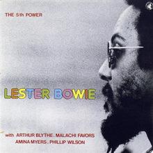 The 5th Power (Vinyl)