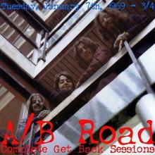 A/B Road (The Nagra Reels) (January 07, 1969) CD15