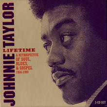 Lifetime - A Retrospective Of Soul, Blues & Gospel 1965-1999 CD3